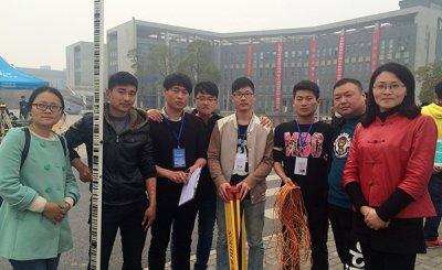 我院荣获2016年安徽省职业院校技能大赛(高职组)测绘比赛二等奖