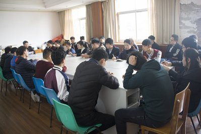 理工分院召开2017年教学研讨会