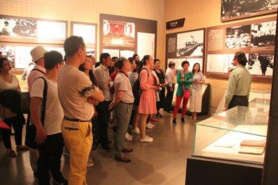 重温党的历史 我院组织党员参观渡江战役纪念馆