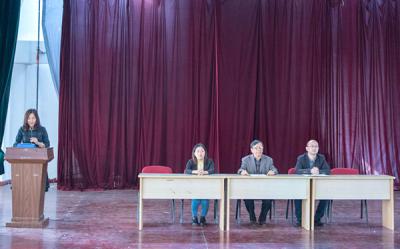理工分院举行2018级新生入学教育大会