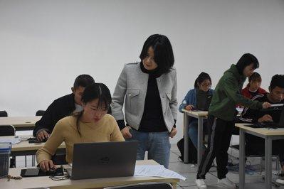 艺术分院举行首届校园技能设计大赛