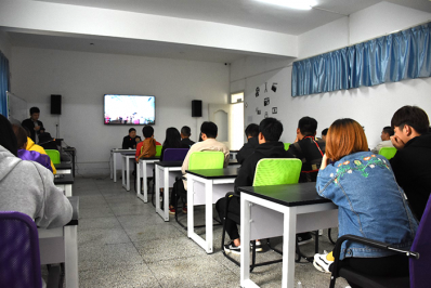 立足校企实训基地 艺术分院着力提升实践教学质量