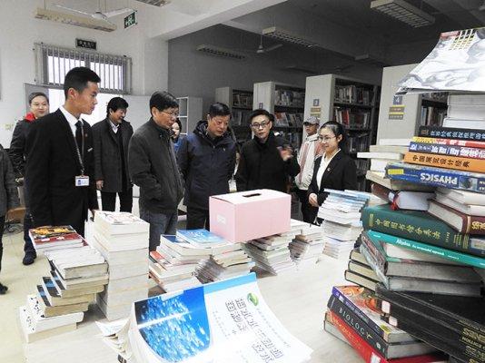 共沐书香 同读经典 我校举办第十七届图书展系列活动
