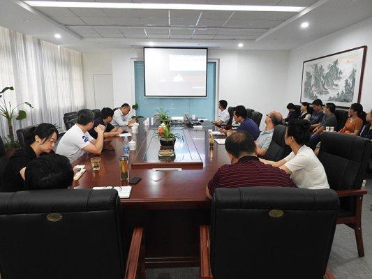 我校组织人员参加《习近平谈治国理政(第三卷)》学习辅导报告会